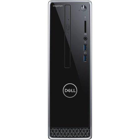 Inspiron 3470, Intel® Core™ i3-8100, IntelR UHD Graphics 630, 1TB 7200 RPM HDD, 8GB RAM, i3470-3903BLK-PUS