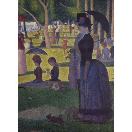 A Sunday Afternoon On The Island Of La Grande Jatte (A Sunday Afternoon On The Grande Jatte)