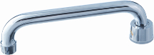 Price Pfister Chrome Kitchen Faucet Spout 82-0213 by Price Pfister