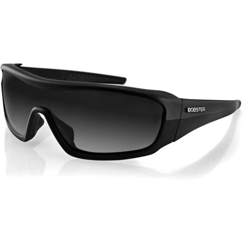 Bobster Enforcer Interchange Sunglasses, Matte Black, 3 Lenses