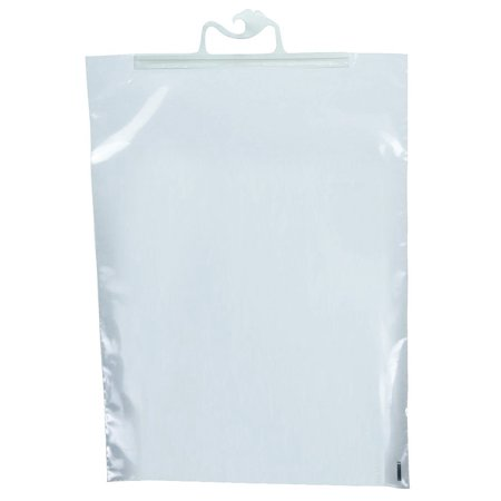 Hangup Portable Original Bag, 14 X 21 in, 4 mil Polyethylene, Clear, Pack of 10, Sold as a Pack of 10 By Monaco Ship from US