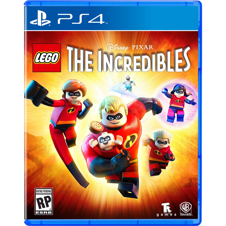 Lego Incredibles, Warner Bros, PlayStation 4, 883929633012 by Warner Bros. Interactive