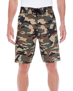 Burnside B9371 Diamond Dobby Board Shorts