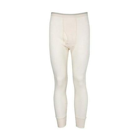 Heavyweight Knit Cotton Thermal Long Underwear Bottoms