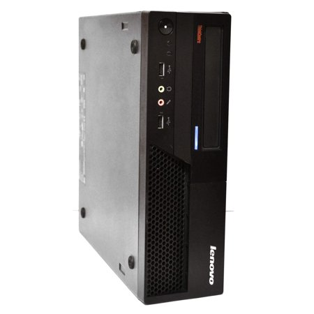 160gb Hdd Dvr (Refurbished Lenovo Black ThinkCentre M58 Desktop Intel Core 2 Duo 2.9GHz 4GB RAM 160GB HDD Intel GMA 4500 DVD-ROM Windows 10)