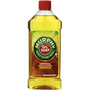 Murphy Pure Vegetable Oil Soap, Original 16 oz (Pack of 2)