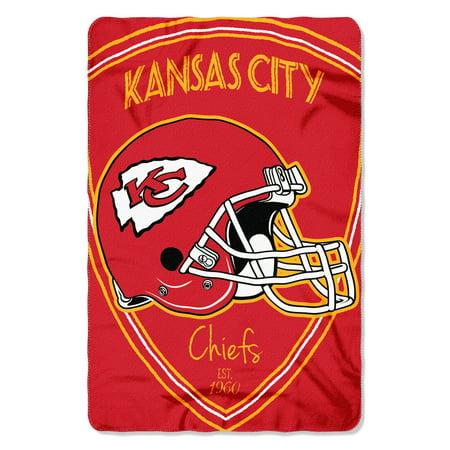 "NFL - Kansas Chiefs , ""Shield"" 40""x 60"" Fleece"