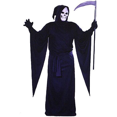 Grim Reaper Adult Robe Halloween Costume