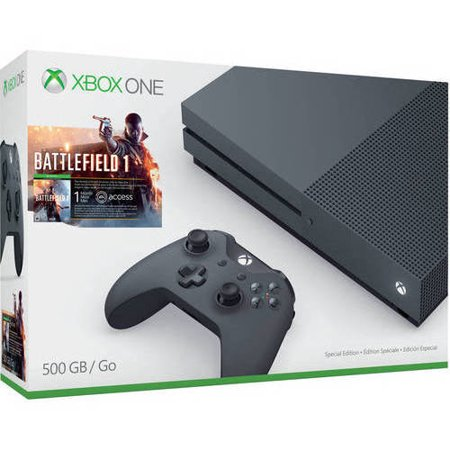 9c8468d66b3 Xbox One S Battlefield 1 Special Edition Bundle