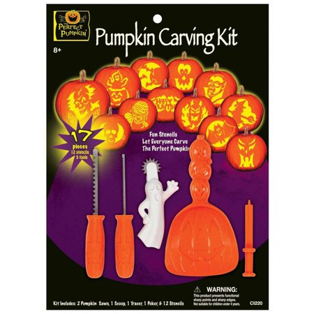 Pumpkin Carving Kit - Good Halloween Pumpkin Carvings