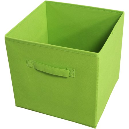 Collapsible Storage Bins, Pack 4 - Tall Storage Bins