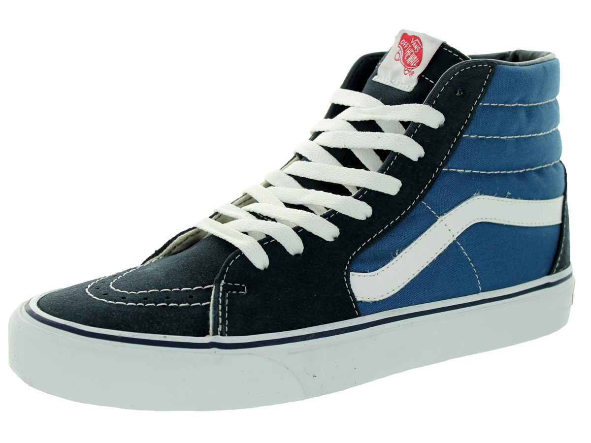 Vans Unisex Sk8-Hi Skate Shoe Economical, stylish, and eye-catching shoes