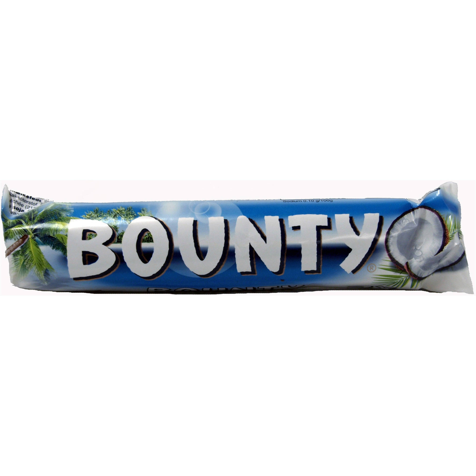 Bounty Milk Chocolate Candy Bars, 2 oz, (Pack of 24) by Generic