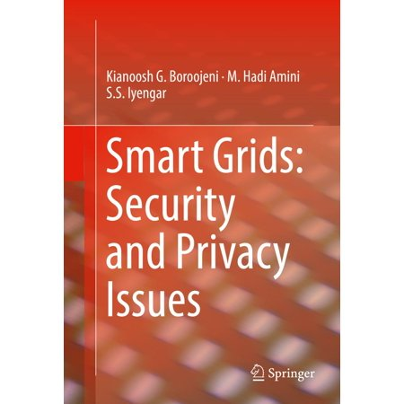 Smart Grids: Security and Privacy Issues - eBook (Privacy And Security Issues In E Commerce)