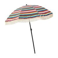 Beach Brella 5 ft. Las Brisas Beach Umbrella