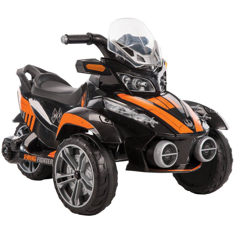 Huffy Star Wars X Wing 6V Battery-Powered Ride-On ***DNP BLZ***