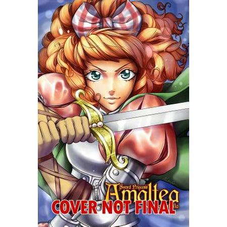 Sword Princess Amaltea Volume 1 Manga (English)