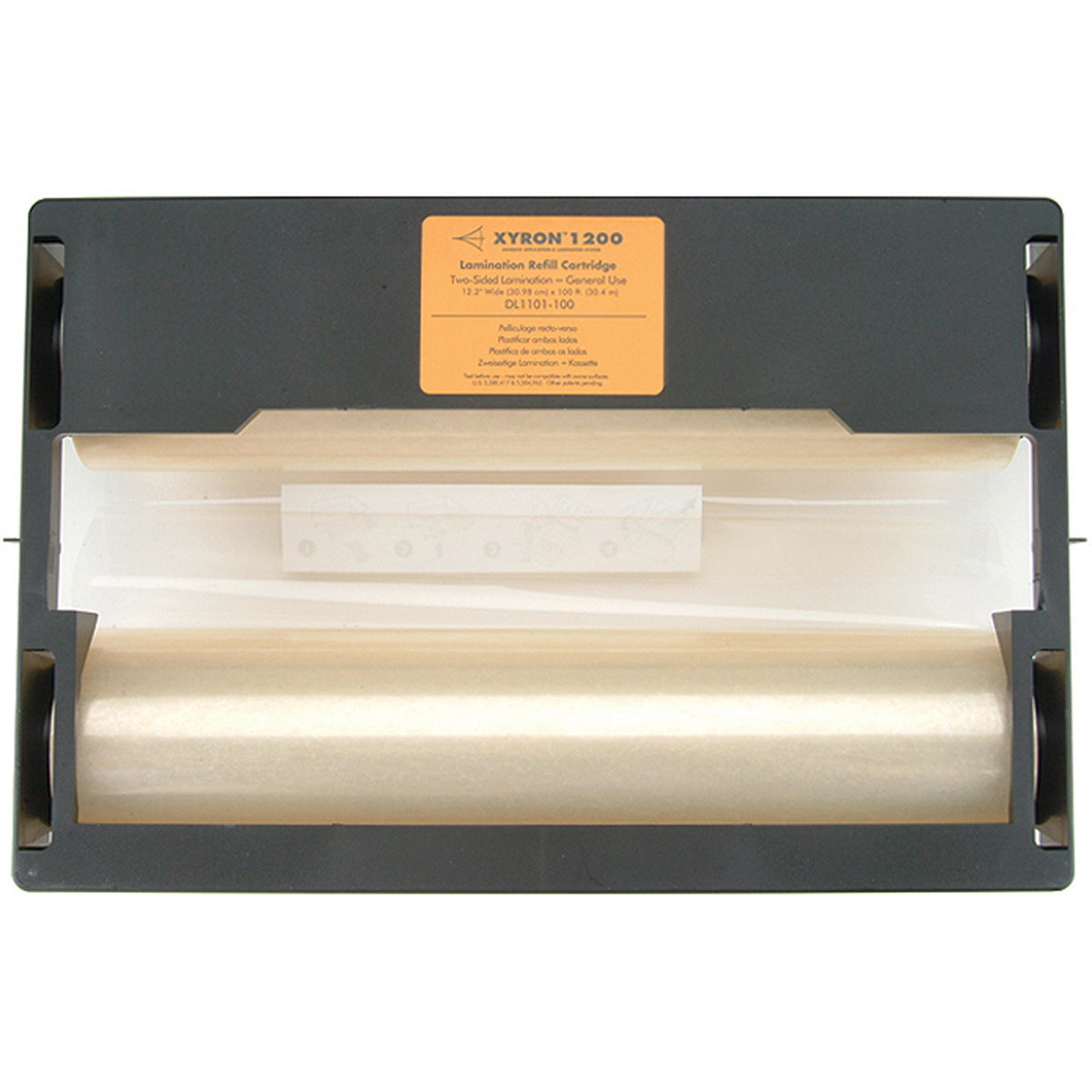 "Xyron 1200 Adhesive Refill Cartridge-12""X50' Permanent"
