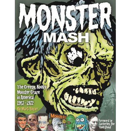 Monster Mash: The Creepy, Kooky Monster Craze in America 1957-1972 (Creepy Gasmask)