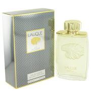 Lalique LALIQUE Eau De Toilette Spray (Lion) for Men 4.2 oz