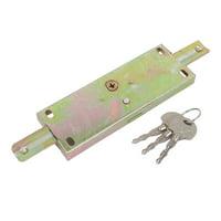 Warehouse Garage Security Vertical Locking Rolling Shutter Door Locks with Keys
