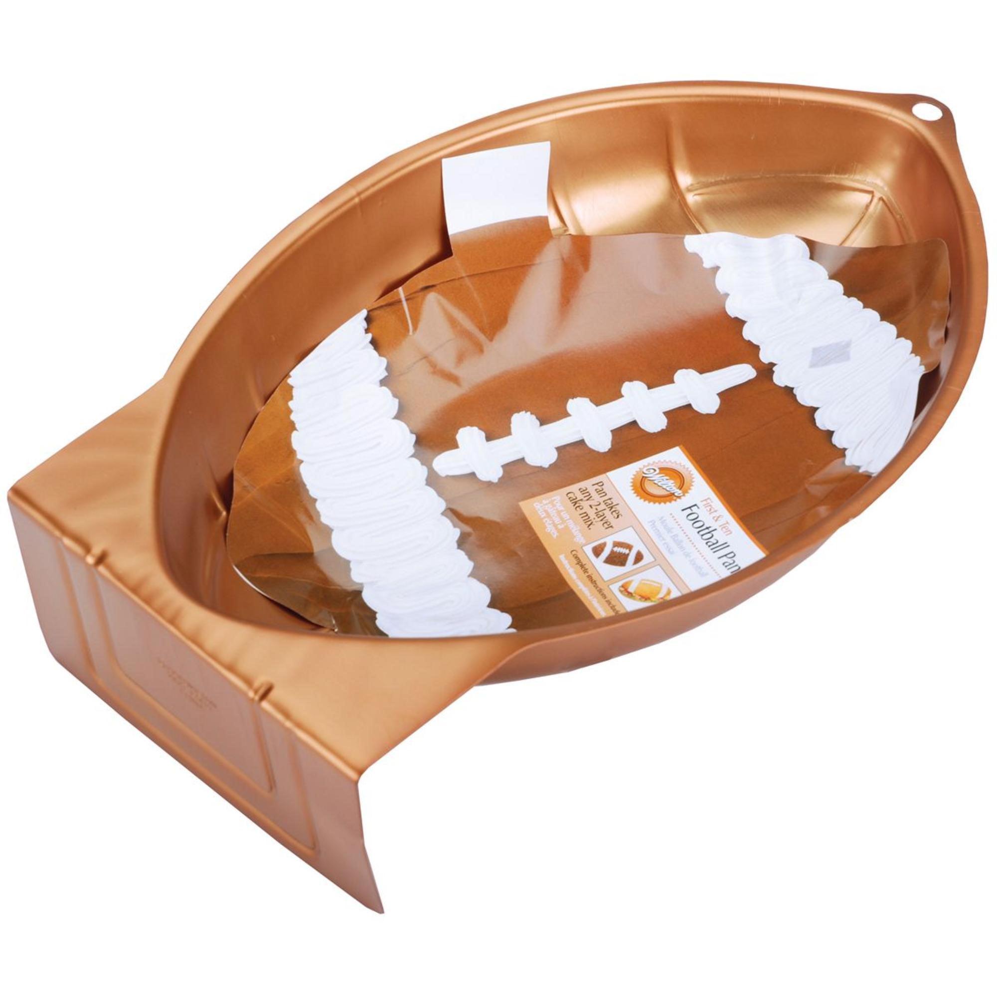 Wilton Football Cake Pan Walmartcom