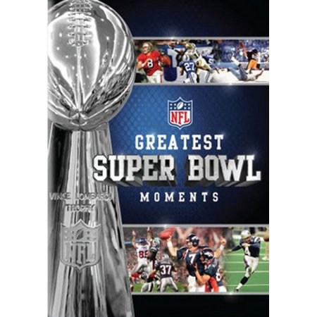 NFL Greatest Super Bowl Moments I-XLV (DVD)