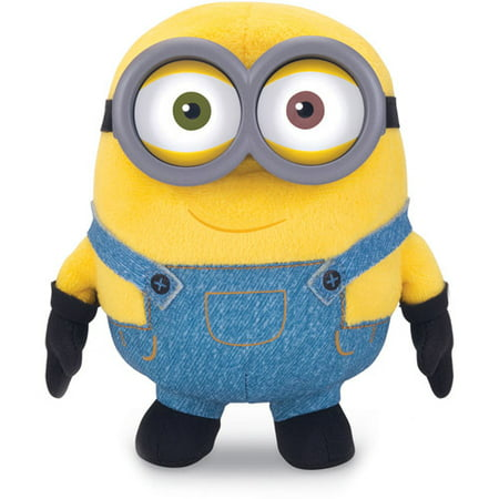 Minions Plush Buddy Minion Bob (Minion Plush Toy)