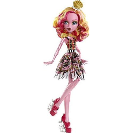 Freak du Chic Gooliope Jellington Doll (Discontinued by manufacturer), The ultimate skel-ebration of monster mania! By Monster High](Monster High Clearance)