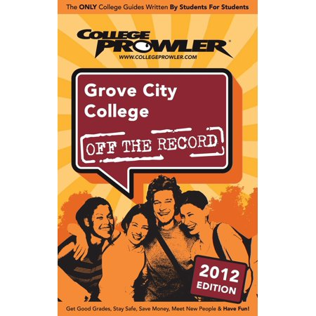 Grove City College 2012 - eBook](Party City Downers Grove)