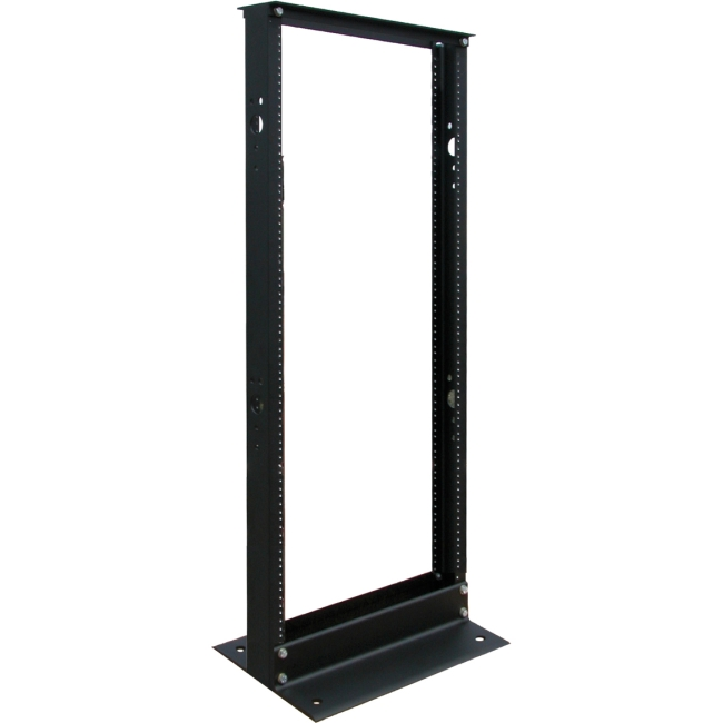 Tripp Lite 25U 2-Post Open Frame Rack Threaded Holes 800l...