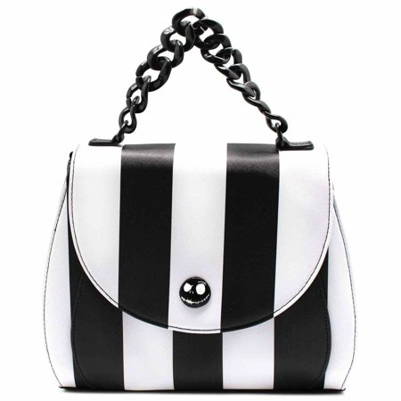 Nightmare Before Christmas Loungefly Purse Duffel Crossbody Bag Purse New