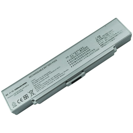 Superb Choice 6-cell Sony Vaio PCG VGN-AR VGN-CR VGN-NR VGN-SZ Series, PN: VGP-BPS9 VGP-BPS9A/B VGP-BPL9 Laptop Battery