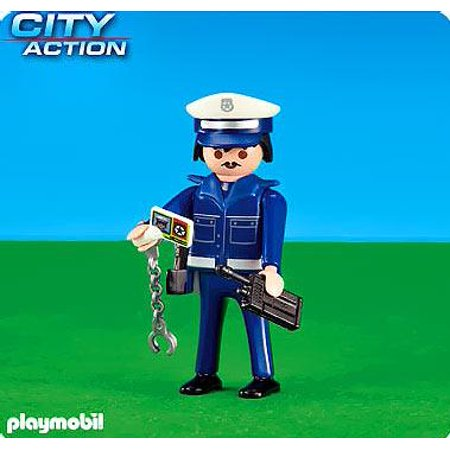 Playmobil City Action Police Chief Set #6284