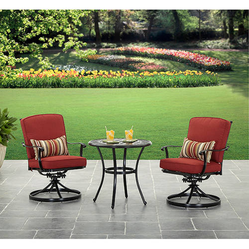 Better Homes and Gardens Dawn Hill 3pc Cafe Set