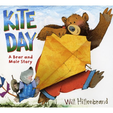 Kite Day : A Bear and Mole Story
