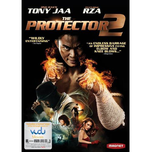 The Protector 2 (DVD + VUDU Digital Copy) (Walmart Exclusive) (Thai) (With INSTAWATCH))