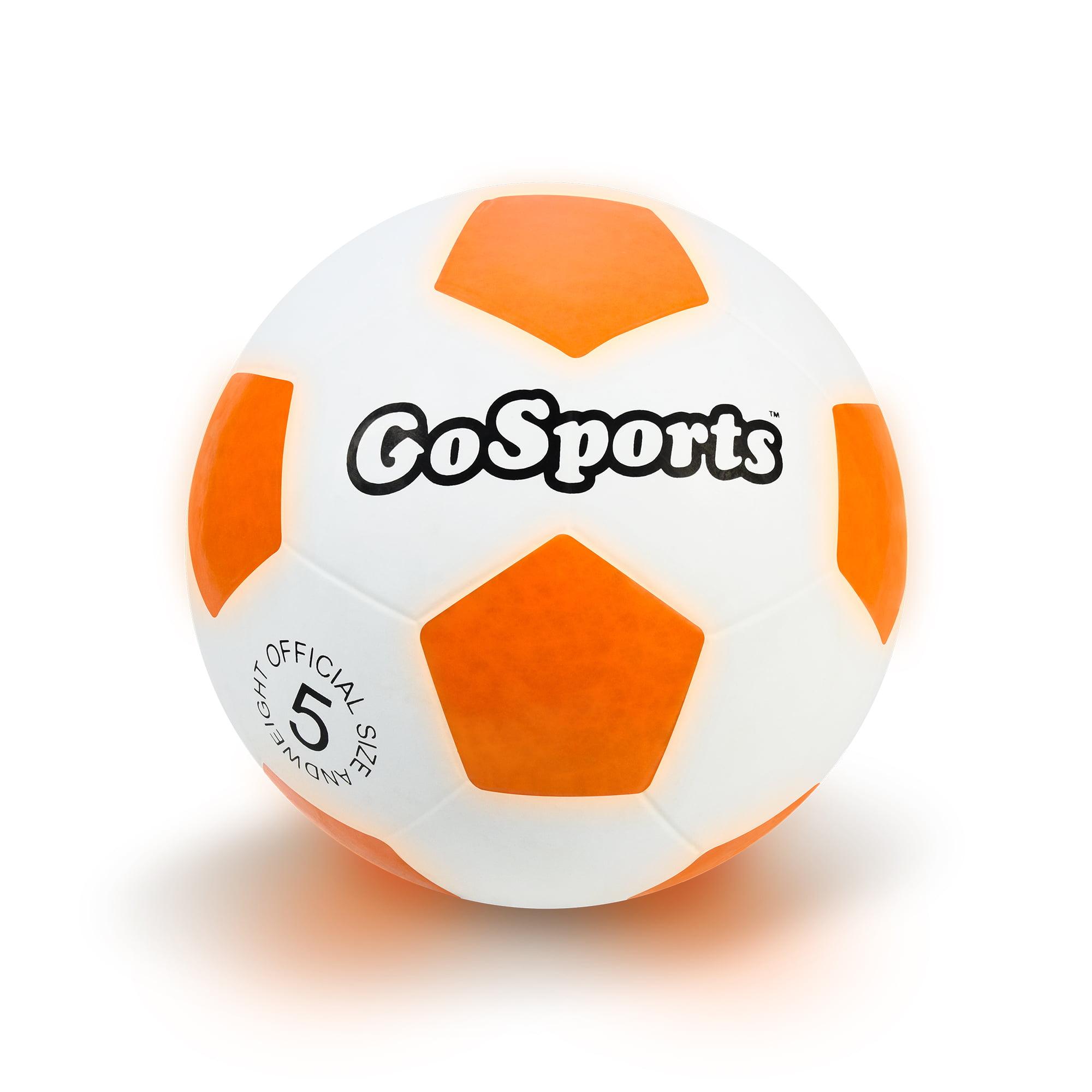 GoSports LED Light Up Soccer Ball by P&P Imports LLC