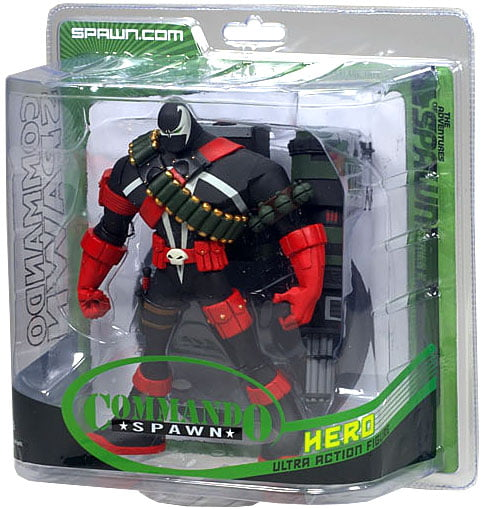 McFarlane Series 32 The Adventures of Spawn 2 Commando Spawn Action Figure by
