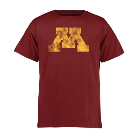 Minnesota Classic Shirt (Minnesota Golden Gophers Youth Classic Primary T-Shirt - Maroon)