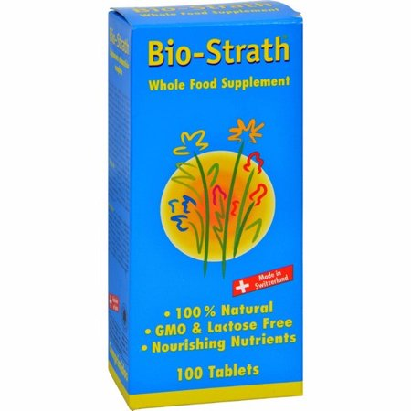 Bio-strath Whole Food Supplement - Stress And Fatigue Formula - 100 -