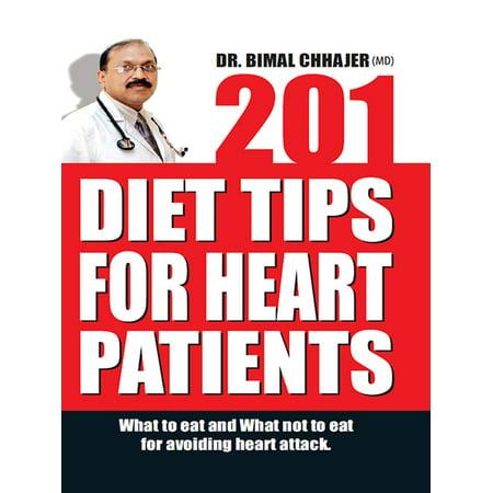 201 Diet Tips for Heart Patients - eBook