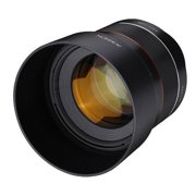 ROKINON 85mm F1.4 Auto Focus Weather Sealed Lens for Sony E-Mount