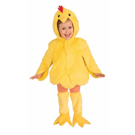Toddler Plush Chicken Costume by Forum Novelties 72416