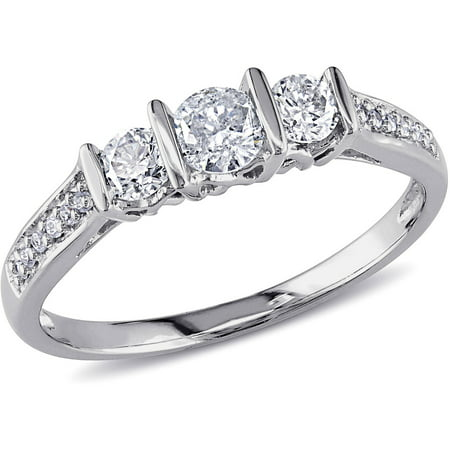 wedding kt right estate marquise carat round gold pin band anniversary diamond white rings hand ring