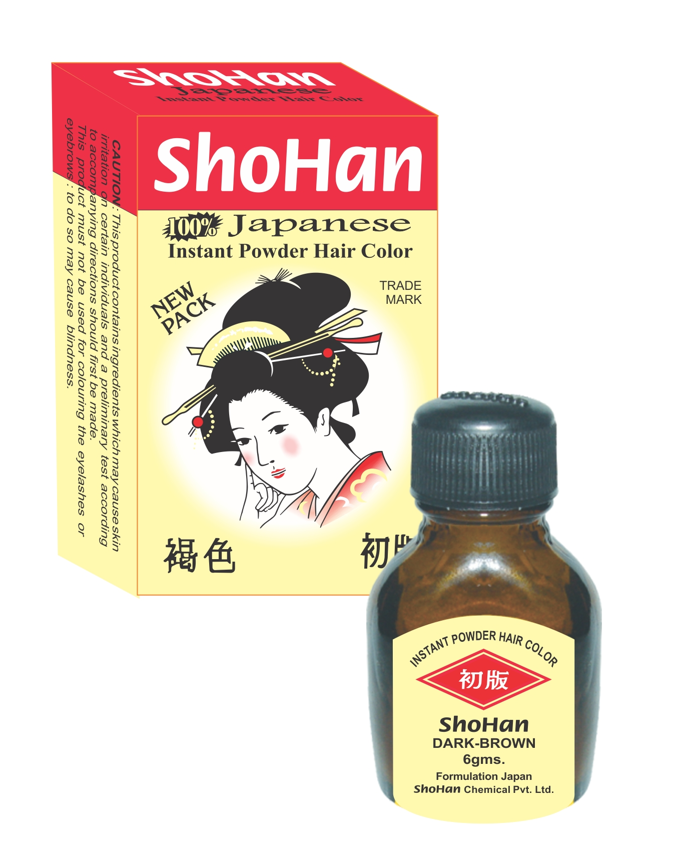 Japonesque Gentle Japanese Hair Dye Hair Color To Reduce Hair Loss