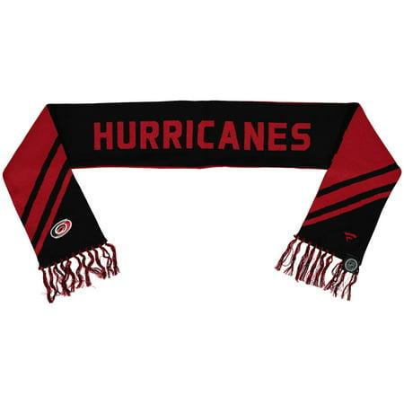 Carolina Hurricanes Fanatics Branded Diagonal Stripe Scarf - No Size - Carolina Panthers Scarf