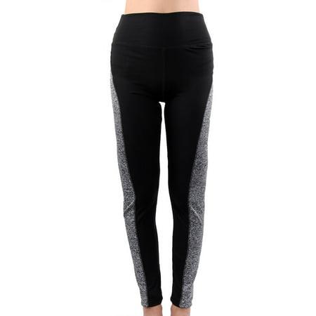 Women Sports Athletics Running Stretchable Pants Yoga Legging # 2 S