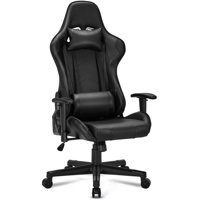 Ergonomic High Back Gaming Chair with Headrest and Lumbar Support