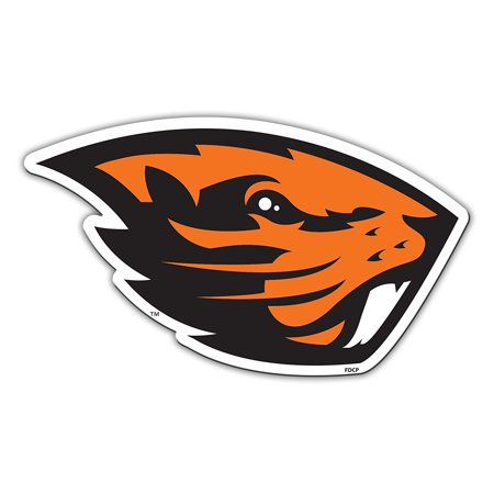 Oregon State Beavers Die (NCAA Oregon State Beavers Vinyl Magnet, Officially licensed By Fremont)